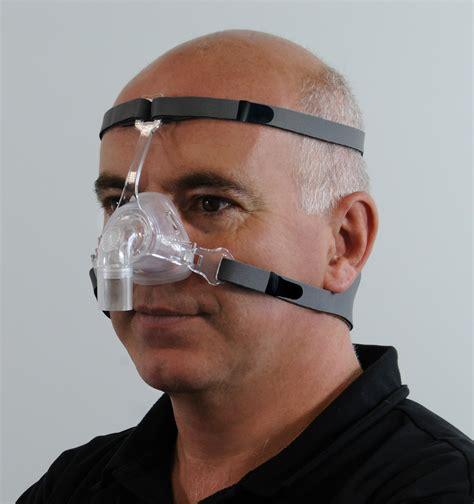 Maska nosowa Breeze Zen Nasal Sefam | RespiCare aparaty do leczenia bezdechu sennego