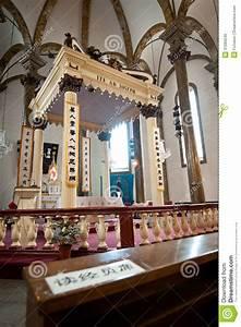 Catholic Church In Beijing Stock Photo - Image: 31080240