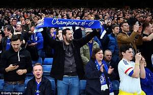 Chelsea fans will get free prosecco and beer if they ...