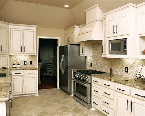 split travertine backsplash kitchen house remodel