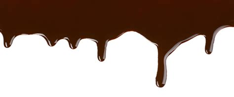 Melted Chocolate Clipart