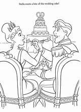 Coloring Pages Disney Adults Space Sheets Princess Weddings Para Getdrawings Toddlers Bunny sketch template