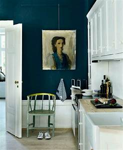 17 best images about dark teal navy accent walls on With best brand of paint for kitchen cabinets with framed wall art for bedroom