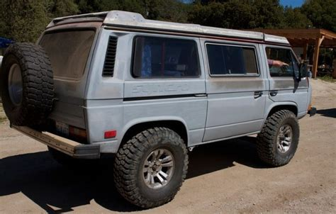 volkswagen syncro t3 syncro google search cer pinterest