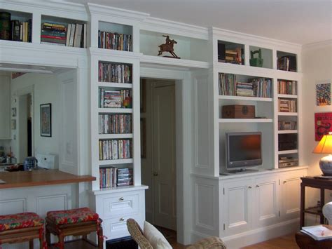 collection  built  bookcases kits