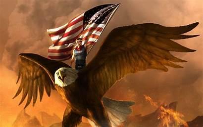 Eagle Usa President Desktop Presidents Widescreen Action