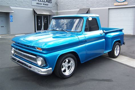 Chevy Shortbed Stepside Pickup Classic Chevrolet