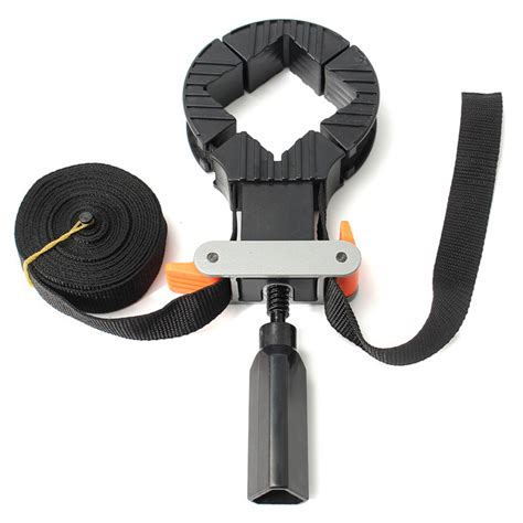 jaws rapid corner clamp woodworking band strap holder