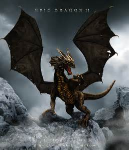 Epic Dragon Drawings