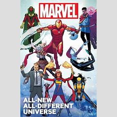 Allnew, Alldifferent Marvel Universe #1 Getcomics