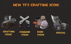 Tf2 New Craft Icon  Team Fortress 2  U0026gt  Guis  U0026gt  Huds