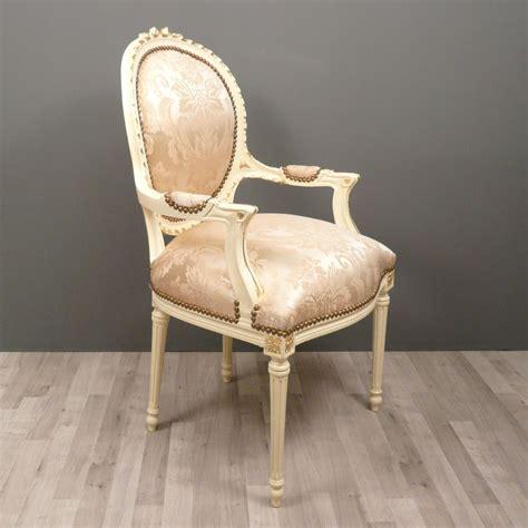 chaise style louis xvi pas cher chaises medaillon pas cher