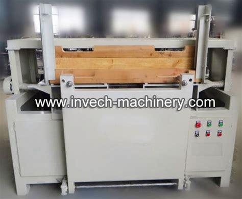 wood pallet grooving machinepallet notcher  zhengzhou