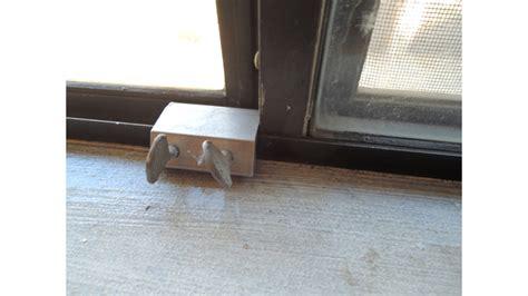 window  sliding glass door locks