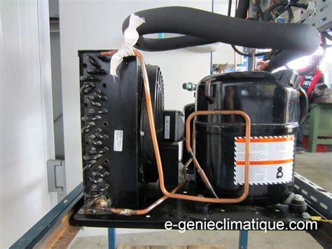 groupe frigorifique pour chambre froide occasion radiateur schema chauffage circuit frigorifique chambre