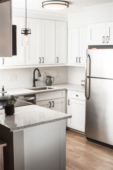 denver kitchen soffit decor transitional granite