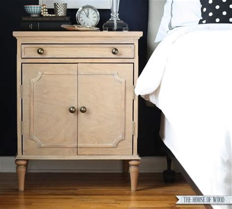 Plans For Nightstand by White Emily Nightstand Diy Projects