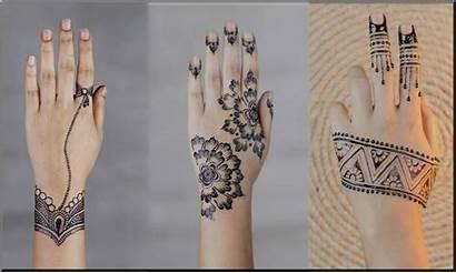 Mehndi Designs Beginners Easy Step