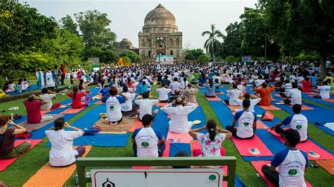 gardens for health international in pictures across india and the world participate