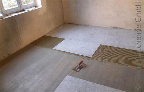 Fliesen Und Plattenfliesen Aus Kuhdung by Auf Osb Platten Fliesen Beispiele F 252 R Bilder Fliesen Auf