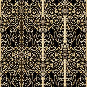 Abstract beautiful background, royal, damask ornament