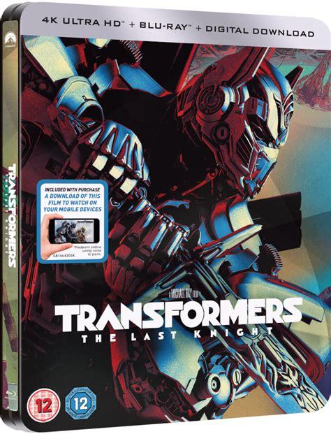 transformers   knight  ultra hd zavvi