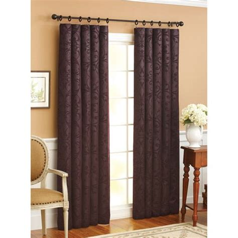 walmart better homes and gardens blackout curtains 17 best images about curtains on henna better