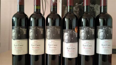 Total Croatia Wine Blatina Krš Vertical