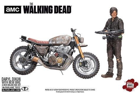 Mcfarlane The Walking Dead 5-inch Daryl Dixon With