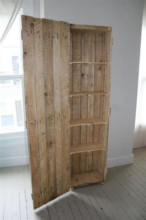 cabinetpantry   wooden pallets  cool