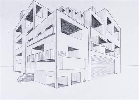 Architektur » Räumliche Darstellung Von Architektur