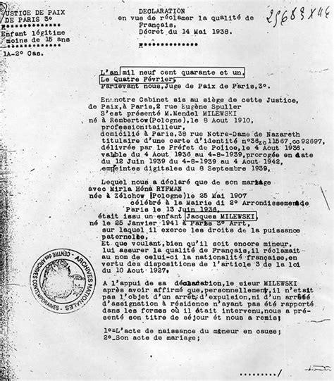 bureau de nationalit fran aise un livre du souvenir la naturalisation la