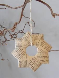 Papiersterne Basteln Anleitung : die sch nsten ideen f r weihnachtsdeko aus papier ~ Lizthompson.info Haus und Dekorationen