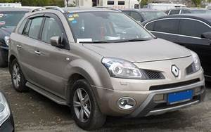 Renault Koleos  U2014 Wikip U00e9dia