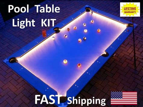 Led Pool & Billiard Table Lighting Kit
