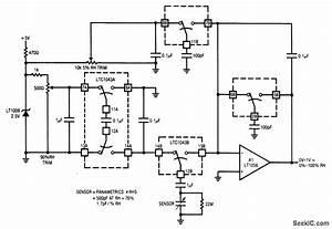Relative Humidity Sensor Signal Conditioner