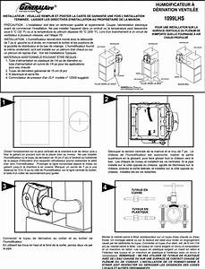 Generalaire 1099lhs User Manual Humidifier Manuals And