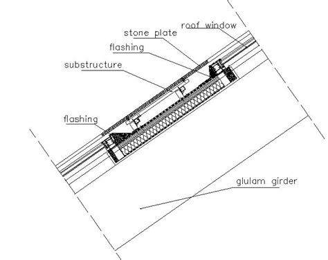 Light Roof Diagram by Slope Windows Execution Detail Scientific Diagram