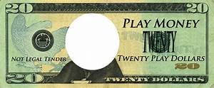 Play money template search results calendar 2015 for Custom fake money template
