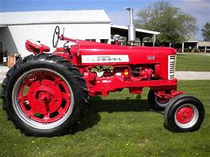 Farmall 350 Tractor For Sale