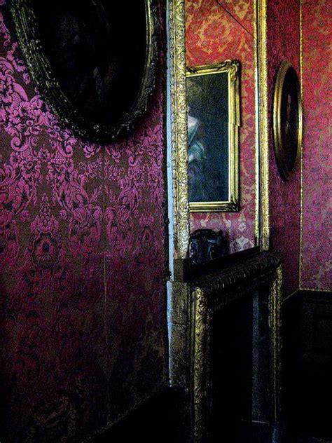 charlottentapete decor gothic interior victorian gothic