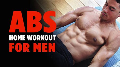 Abs Workout For Men At Home