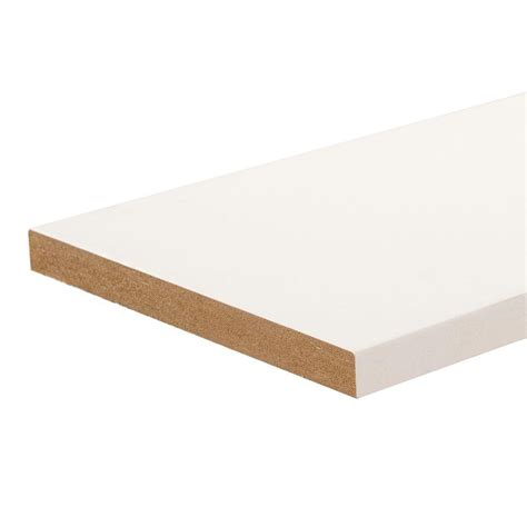 Mdf Shiplap Boards by Pac Trim 591 In X 6 000 In X 8 Ft Primed Mdf Shiplap