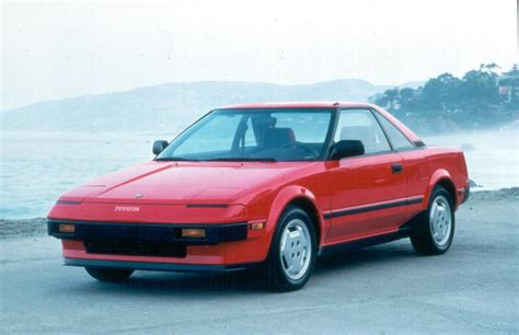 1980s Sports Cars by Lost Cars Of The 1980s Toyota W10 Mr2 Hemmings Daily