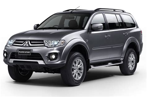 Pajero sport d 4×2 at (máy dầu, 1 cầu): Mitsubishi Pajero Sport mit 20% mehr Leistung von Atlas-Tuning