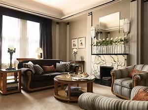 Fabulous Art Deco Furniture Adding Rich Colors and Unique ...