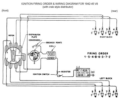 1946 Dodge Wiring Diagram by Flathead Ford Engines Lost Wages