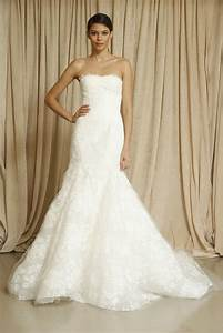 10 new wedding gowns by oscar de la renta onewed With oscar de la renta wedding gown