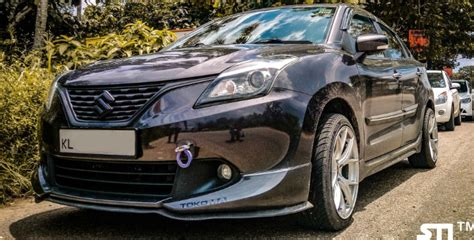 Modified Suzuki Baleno Pictures by Modified Maruti Baleno Hatchbacks 10 Gorgeous Exles