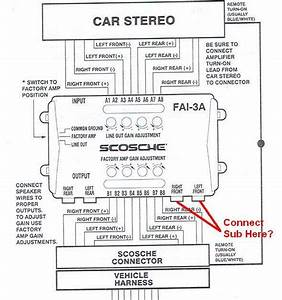 2003 Honda Element Radio Wiring Diagram For Subwoofer